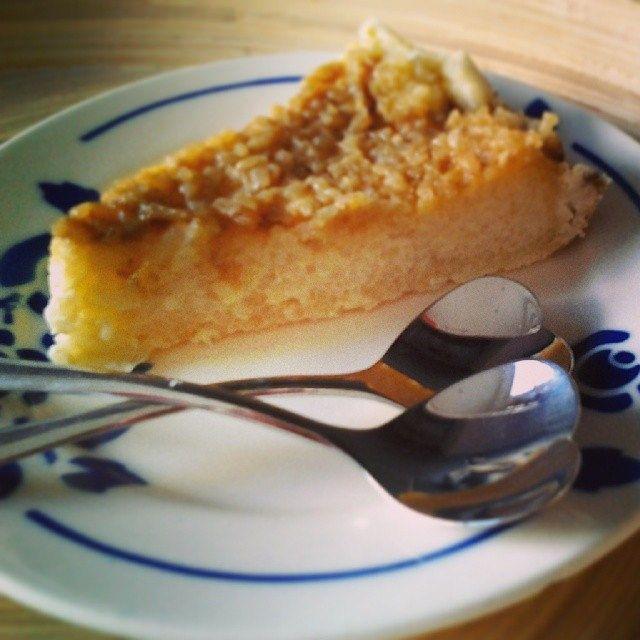 Vegan Rice Pudding Pie   my blog (vegan food)   Pinterest