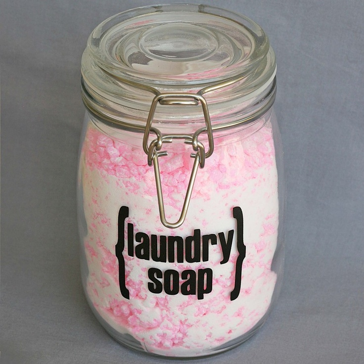 Diy Powder Laundry Soap Make It Yourself Pinterest