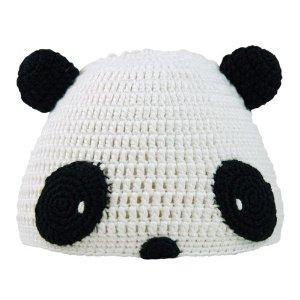 gorros de oso panda tejidos memes