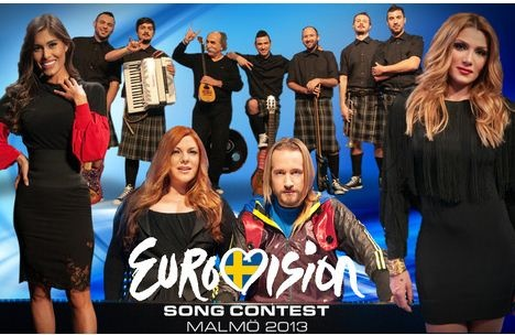 eurovision in greece