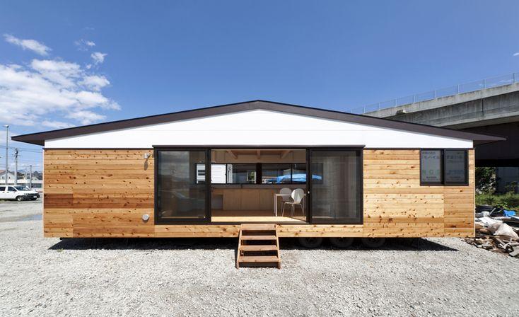 nice mobile house
