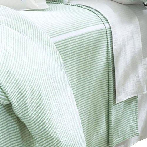 White Seersucker Bed Spread