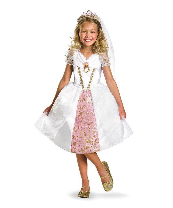 ... Rapunzel Wedding Gown Dress-Up Set - Toddler & Girls on zulily today