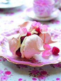 Rose petal tea   Sweet Treats   Pinterest