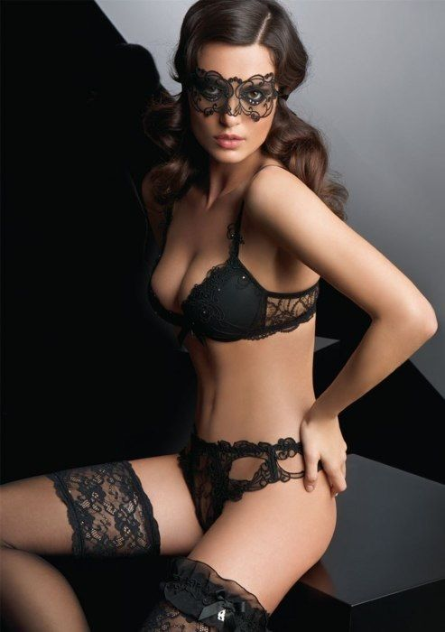 Catrinel Menghia #sexy #lingerie