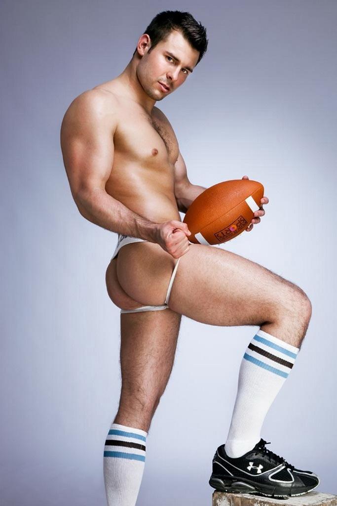 Love american football jocks naked undress