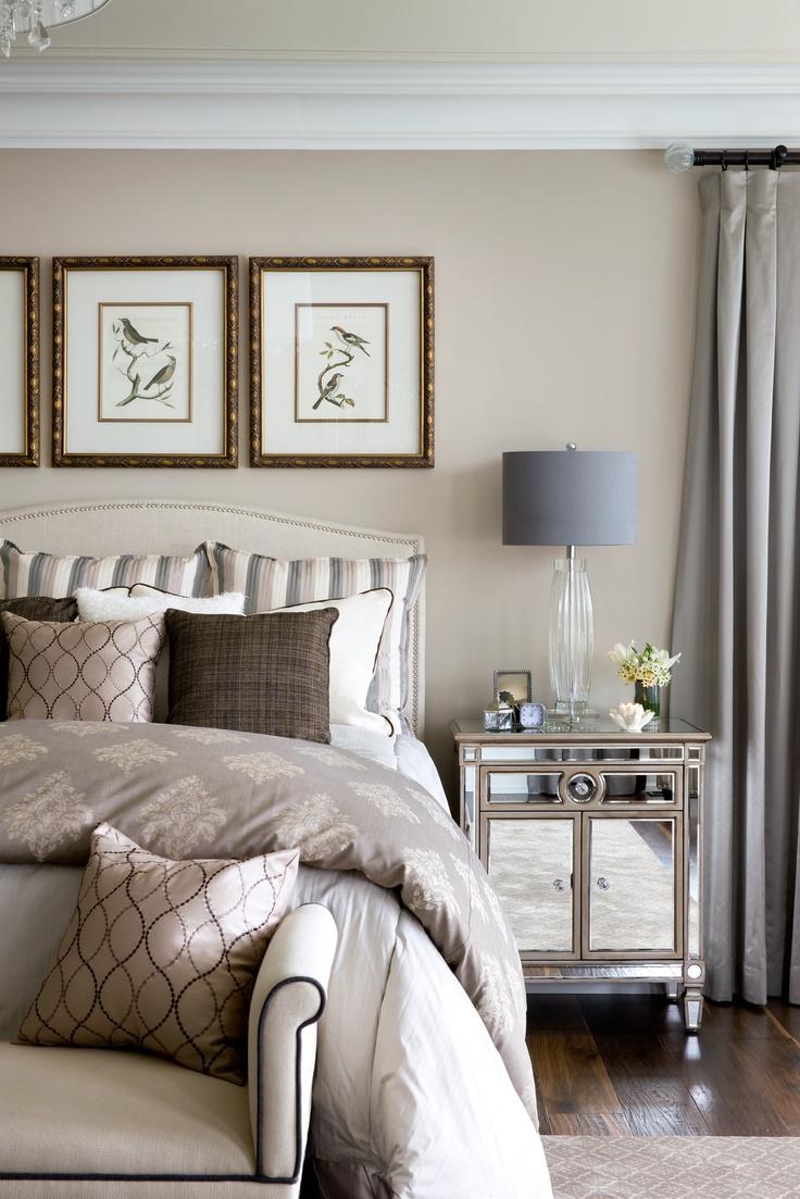 master bedroom custom model home pinterest