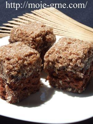 jednostavni kolac sa kokosom