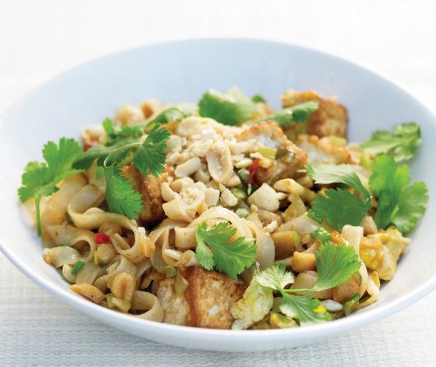 Veggie Pad Thai | Recipe