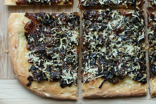 Onion Tart With Mustard And Fennel Recipes — Dishmaps