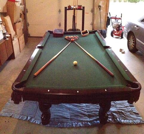 Craigslist Pool Tables | Autos Post