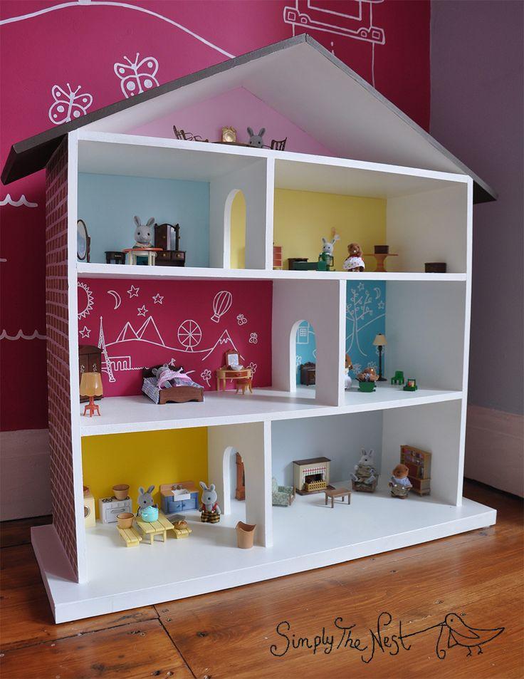 Картинки кукольного домика своими руками 909