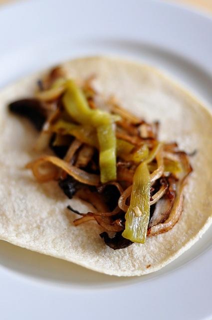 Portobello-and-Zucchini Tacos Recipes — Dishmaps