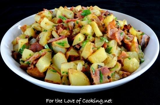 German Roasted Potato Salad | Soups. N Salads | Pinterest
