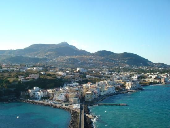 Isola di Ischia Island Italy