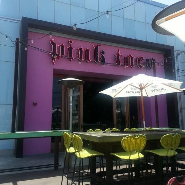Pink taco mexican restaurant bar and latin american restaurant 10250
