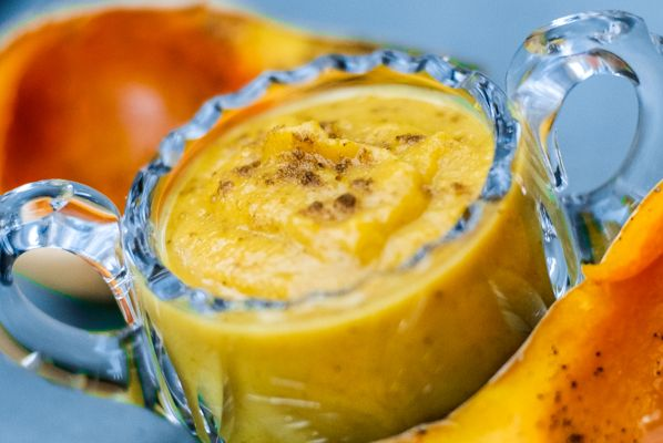 Coconut curry butternut squash soup | Clean or paleo eats!(or easily ...