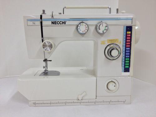necchi sewing machine models
