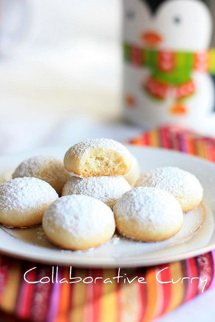 Melting Moments Cookies | Cookies | Pinterest
