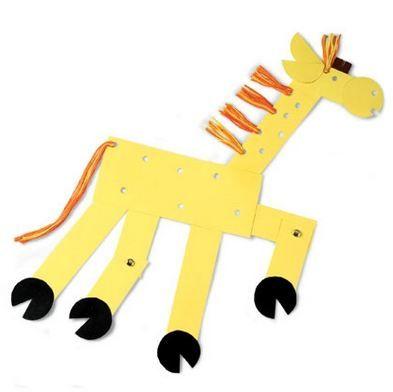 valentine's day giraffe ecard