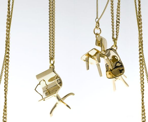 Would You Wear Your Favorite Chair Around Your Neck?