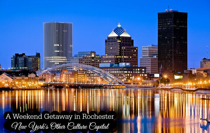 A weekend getaway in rochester new york 39 s other culture for Weekend getaway in new york