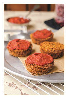 Meatloaf Bites - Dr. John McDougall's Newsletter