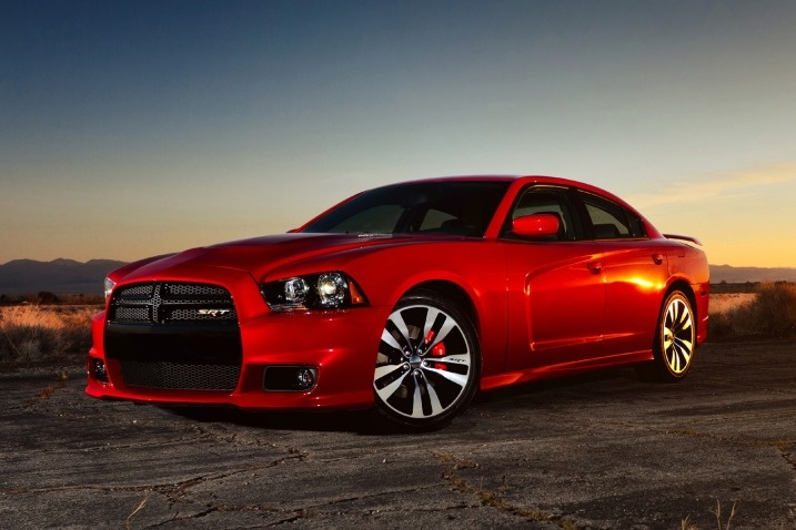 2013 Dodge Charger srt8. Bad ass by design.
