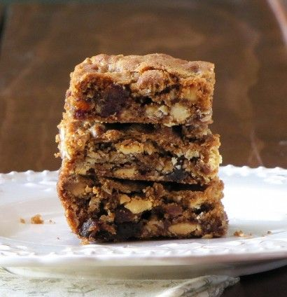 White Chocolate Date Bars | Tasty Kitchen: A Happy Recipe Community!