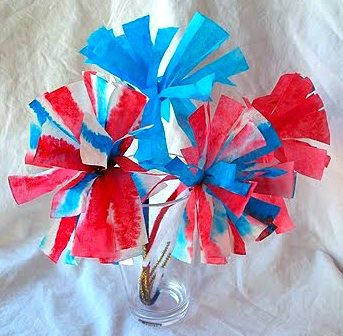 4th of july crafts with mason jars