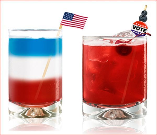 july 4th drink recipes