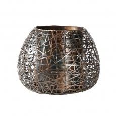"14"" Apulia Woven Table Vase"