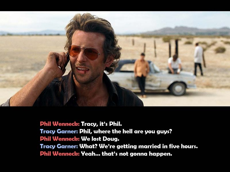 "... for -THE HANGOVER"" TOP 10 FUNNY QUOTES! - TOP 10 QUOTES 