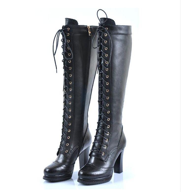 knee high boots fashion