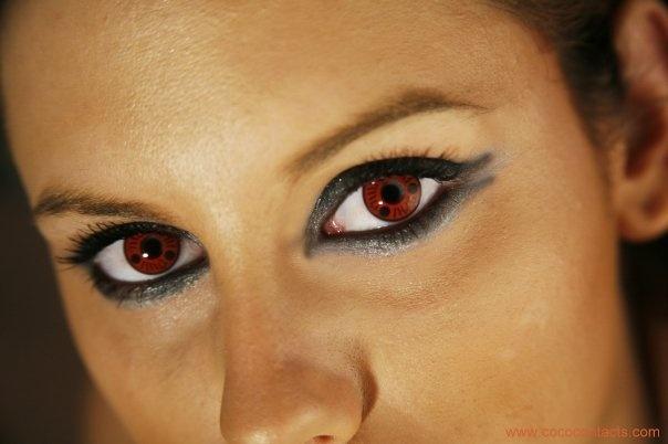 Sharingan Contact LensesNaruto Sharingan Eyes Tattoo