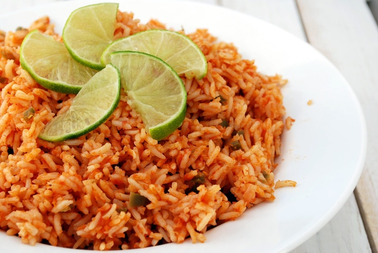 Mexican Rice | Mexican food | Pinterest