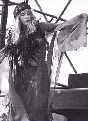 Stevie Nicks..bohemian Rock queen