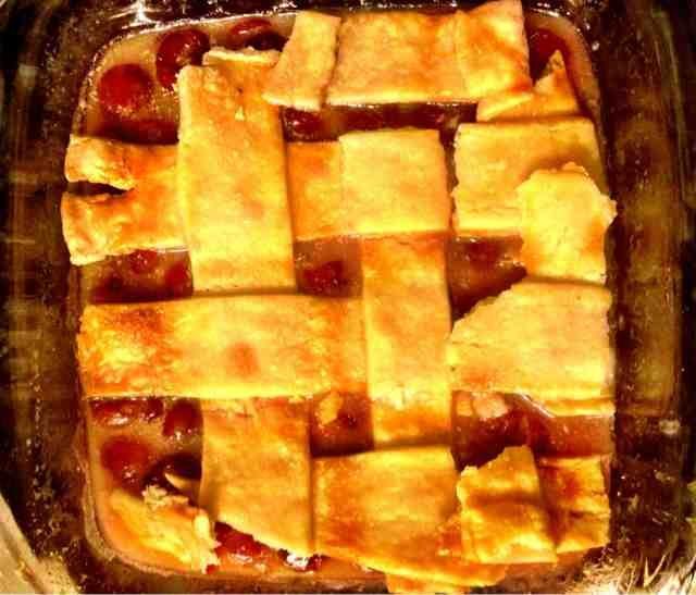 Fresh Cherry Cobbler | Sweeeeet Recipes | Pinterest