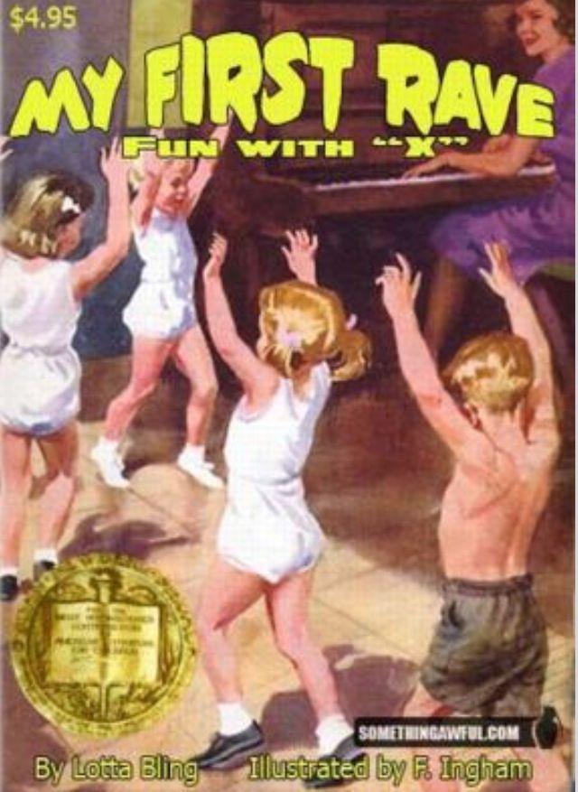 Weird Book Covers