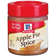 McCormick Specialty Herbs And Spices Apple Pie Spice, 1.12 oz
