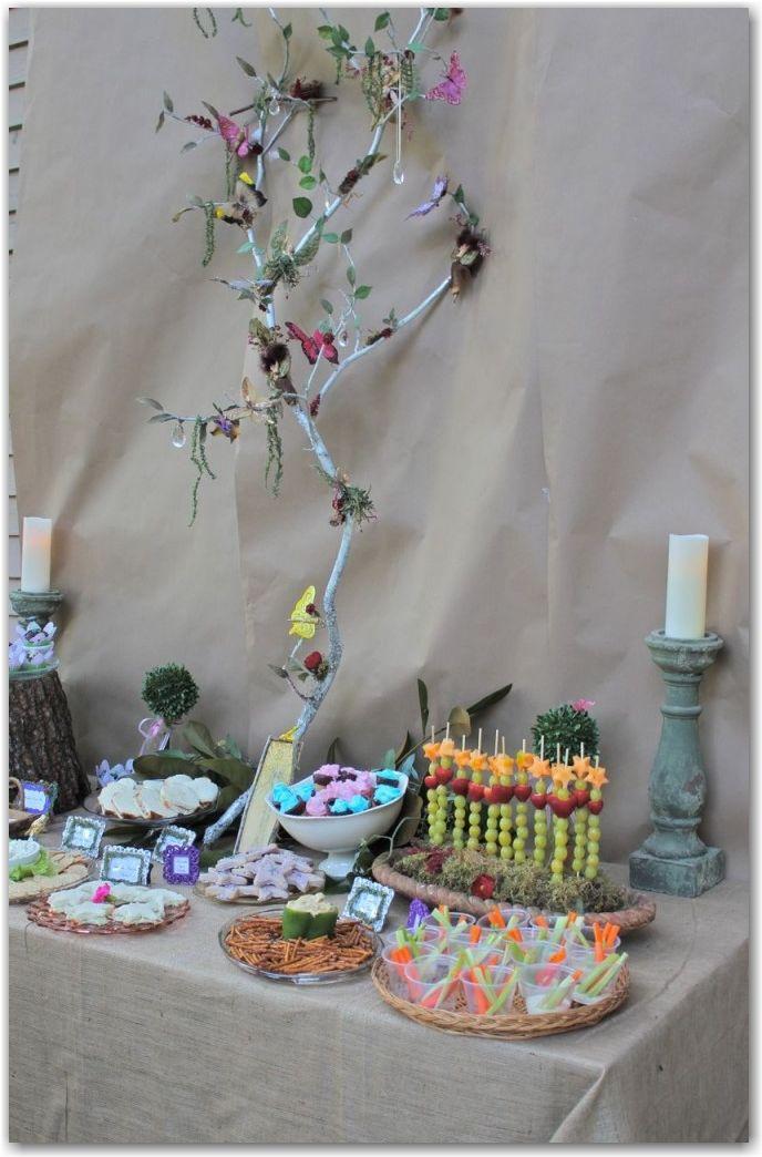 fruit wands | Midsummer's Night Dream Fair | Pinterest