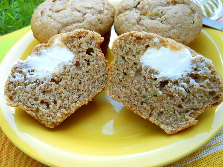 Banana Cream Cheese Muffins Recipe — Dishmaps