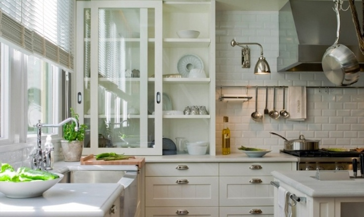Pinterest for Kitchen wall cabinets sliding glass doors