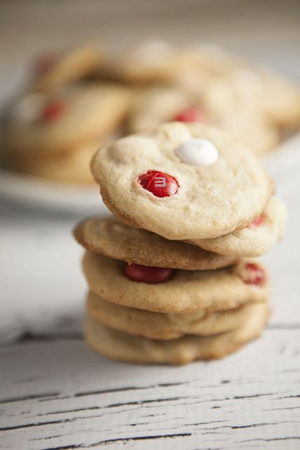 brooklyn farm girl peppermint white chocolate m amp m cookies perfect ...