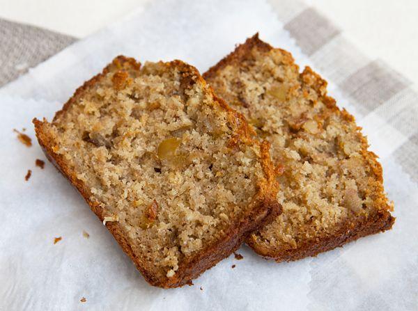 Apple And Cinnamon Oatmeal Bread Recipe — Dishmaps