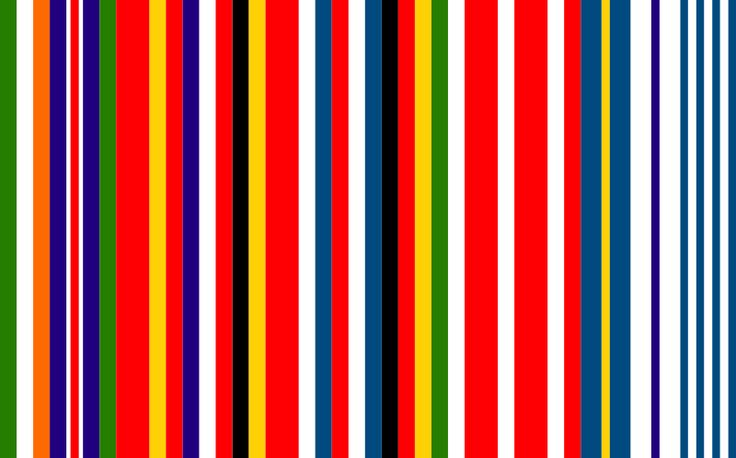striped flags