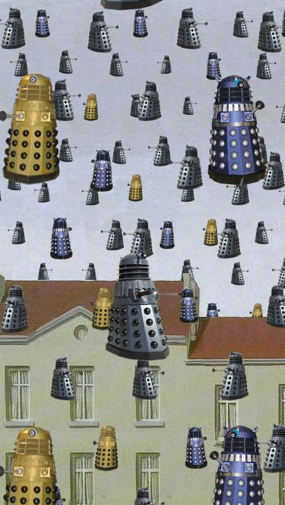 doctor who iphone 5 wallpaper imgur daleks angels and