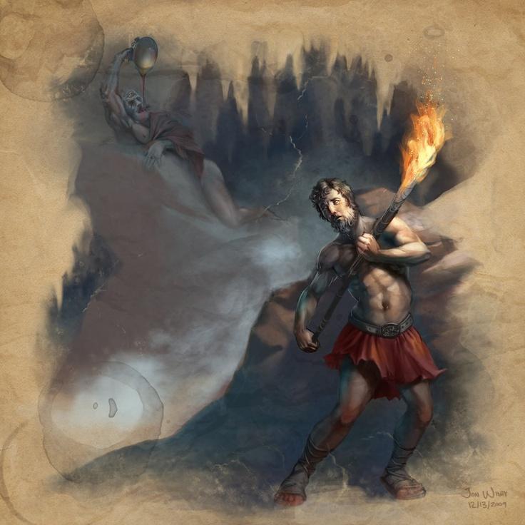Odysseus Cyclops | Greek Mythology | Pinterest