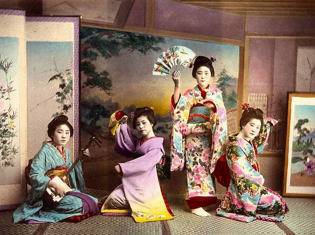 The mysterious and exotic world of geishas zoodisk