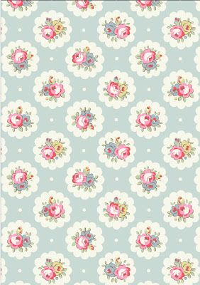 Maybe this would make a nice plate server dollie..... Again another Cath Kidston wallpaper ...  sc 1 st  Jessica Alice Brown - Blogger & Wallpaper | Cath Kidston | Jessica Alice Brown